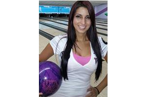 Ashly Galante, professional bowler