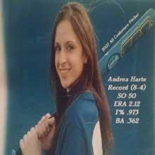 Coach Andrea Harte is the Head Coach 16U Softball Team at the National School of Baseball