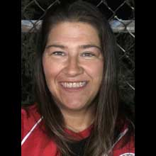 Coach Katie Lankford is the Softball Pitching Instructor & Head Softball Instructor at the National School of Baseball