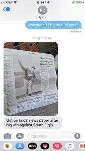 Ryan Creevy Newspaper