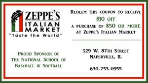 Zeppes Coupon