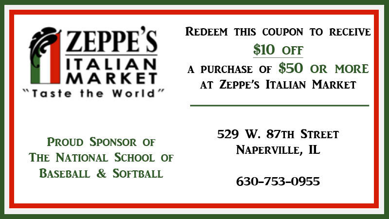 Zeppe's coupons